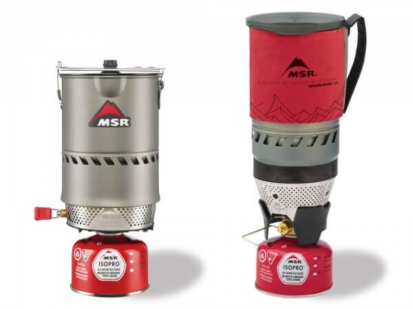 Kuchenka Turystyczna Windburner vs Reactor – Którą Wybrać?