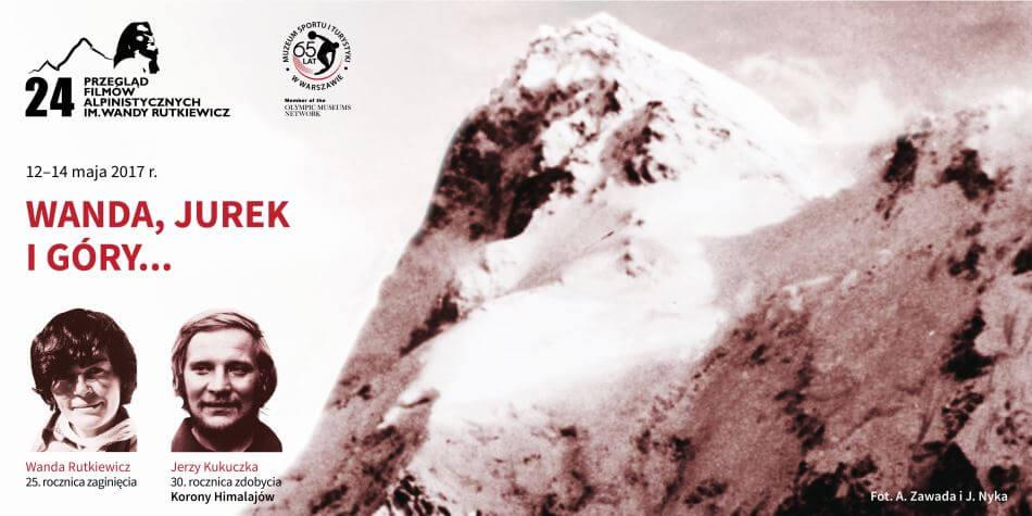 XXIV Przegląd Filmów Alpinistycznych w MSiT w Warszawie