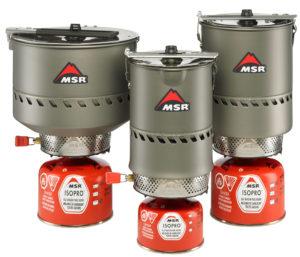 kuchenka turystyczna msr reactor family
