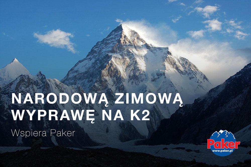 #K2dlaPolaków – Wspieramy Narodową wyprawę na K2!