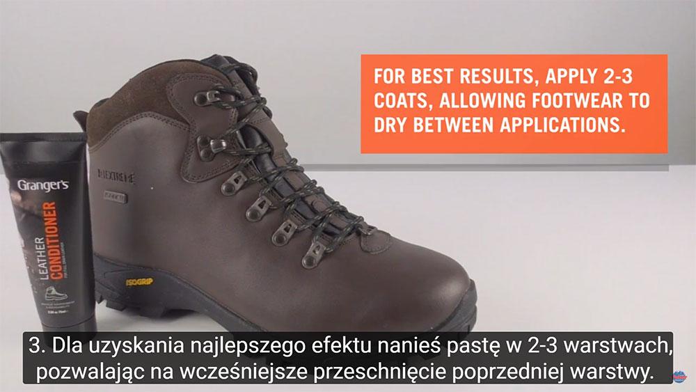 Jak konserwować skórzane buty (ze skóry licowej)