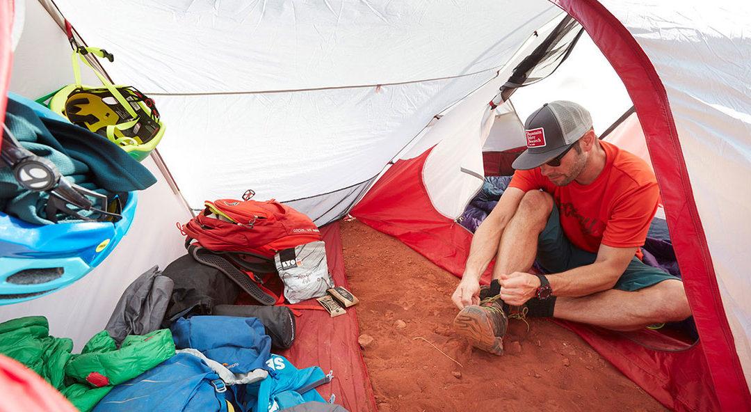 Najlepszy Namiot Turystyczny? Test Namiotu MSR Hubba Tour Rafała Króla