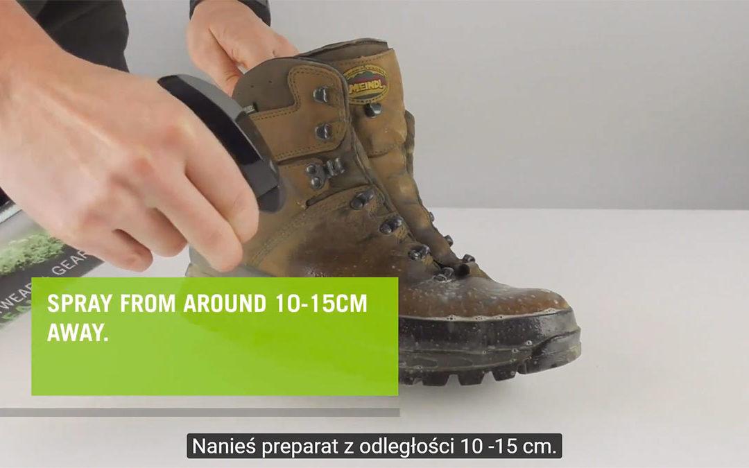 Jak Czyścić Buty Turystyczne i Sprzęt