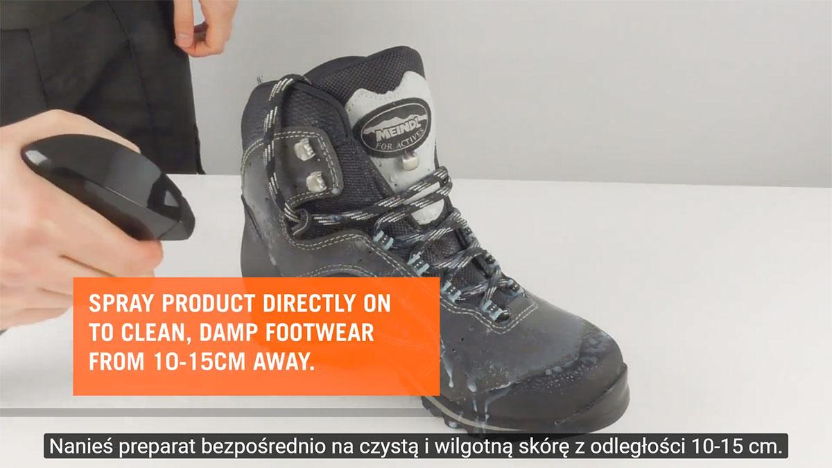 Jak nadać butom turystycznym i technicznym wodoodporność?