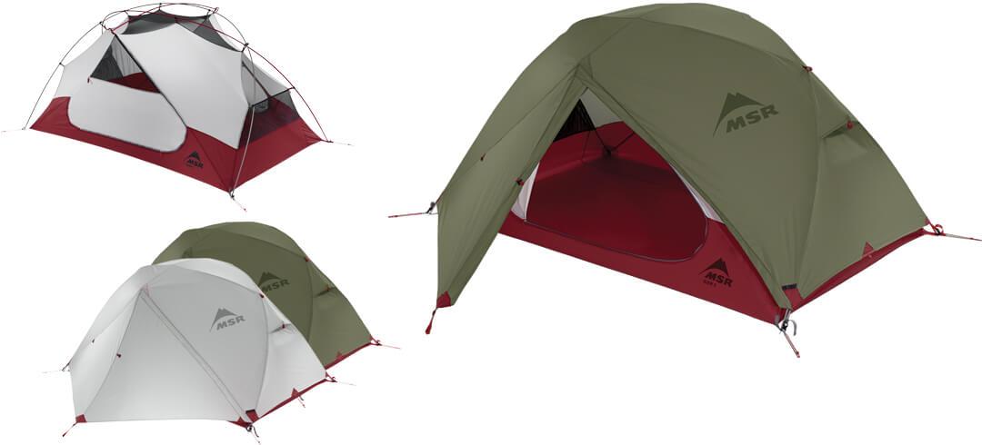 Najwygodniejszy 2-osobowy namiot turystyczny w swojej klasie