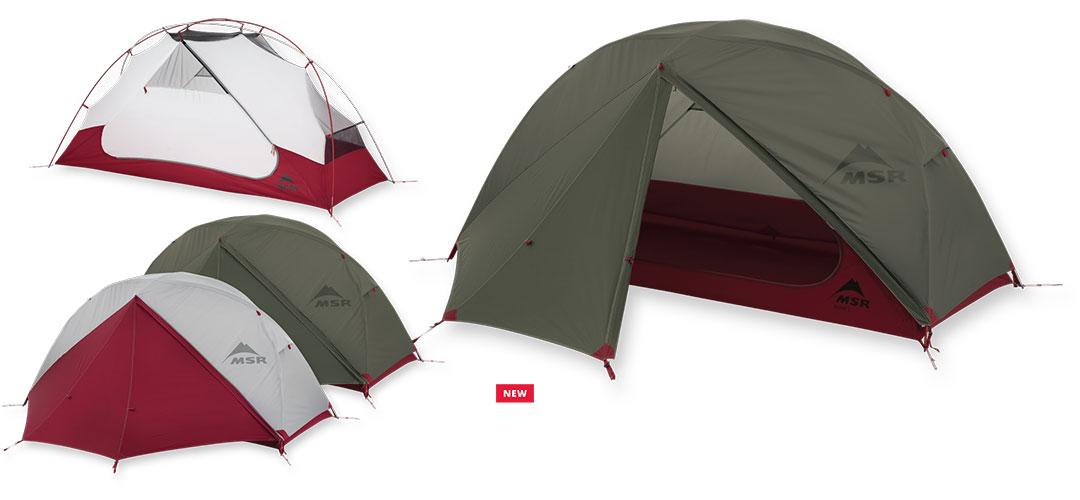 Najwygodniejszy 1-osobowy namiot turystyczny w swojej klasie