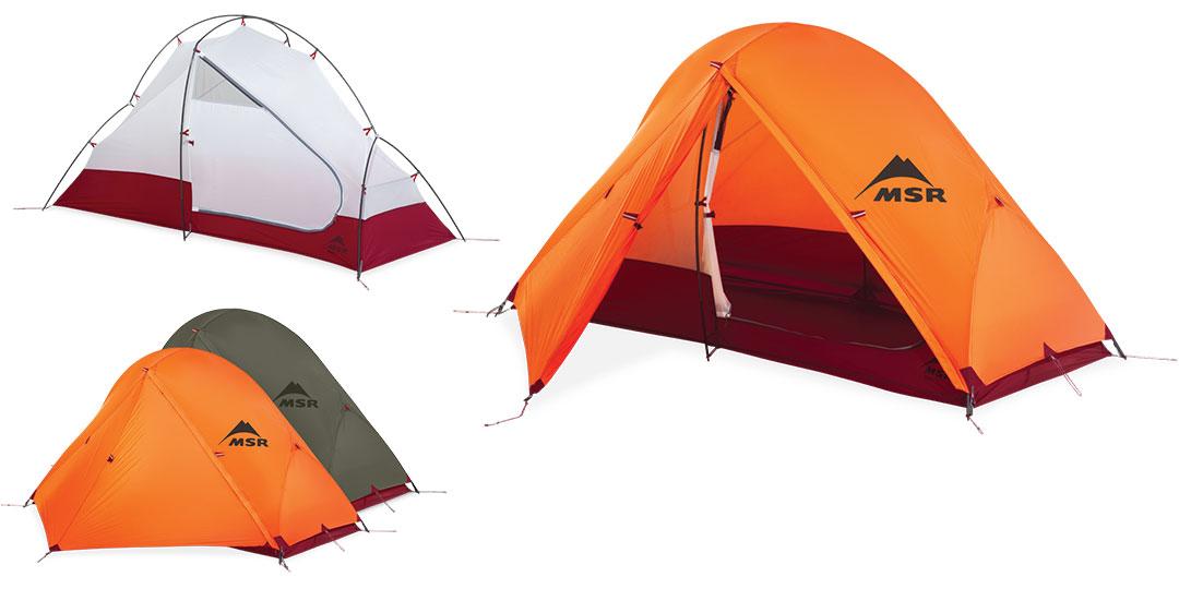 1-osobowy namiot wyprawowy na cały rok Access 1