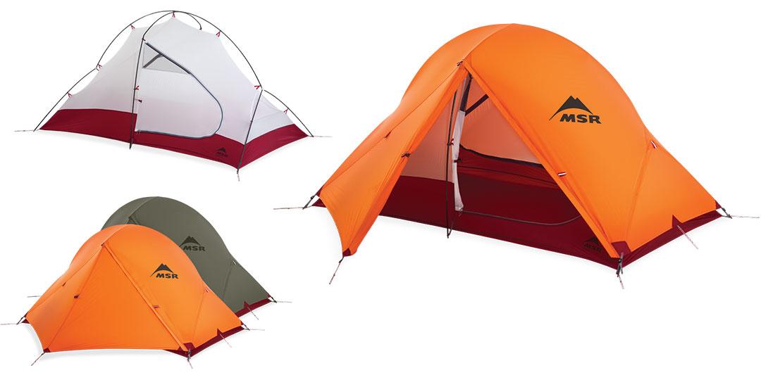 2-osobowy namiot wyprawowy na cały rok Access 2