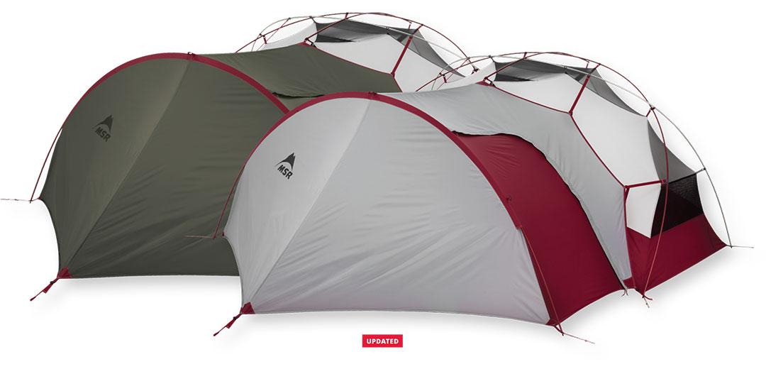 Przedsionek do namiotu Hubba Gear Shed