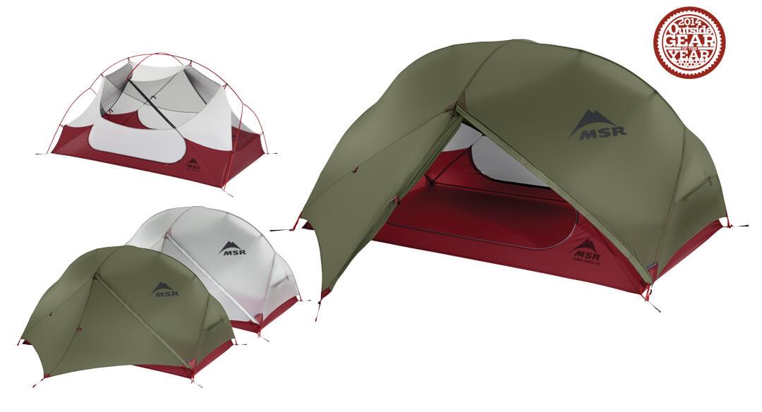 2-osobowy namiot turystyczny Hubba Hubba NX