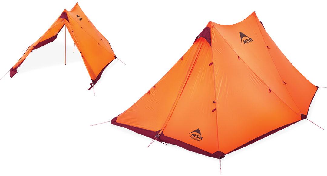 3-osobowy namiot wyprawowy na cały rok Access 3