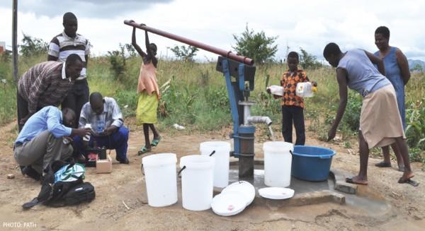 uzdatnianie wody w afryce