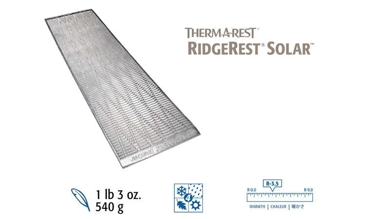 Karimata ekspedycyjna Ridgerest Solar