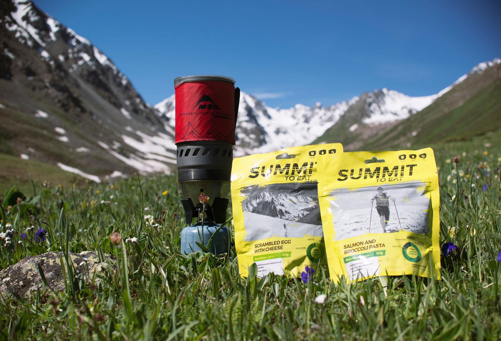 Żywność Liofilizowana Summit to Eat zastępuje Mountain House!