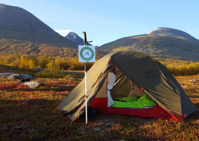 Recenzja Namiotu Turystycznego MSR Access 2