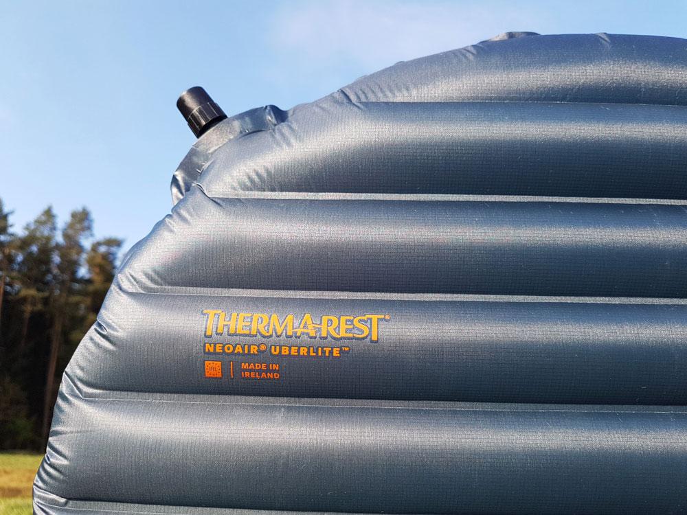 Thermarest NeoAir Uberlite – Test najlżejszego materaca na rynku