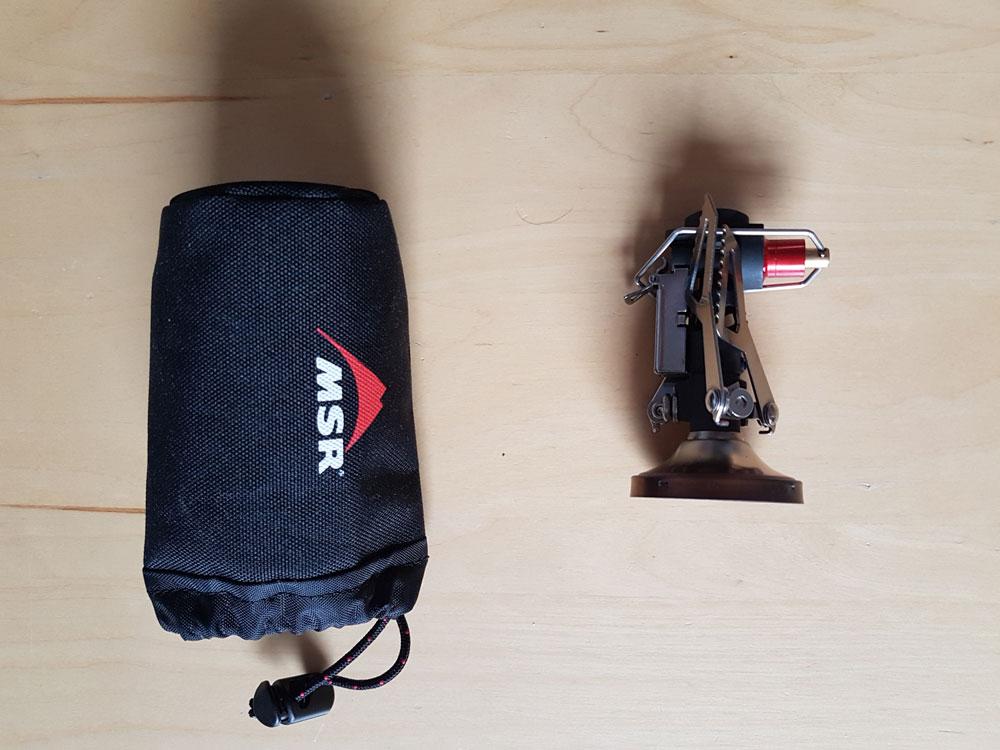 MSR Pocket Rocket Deluxe.